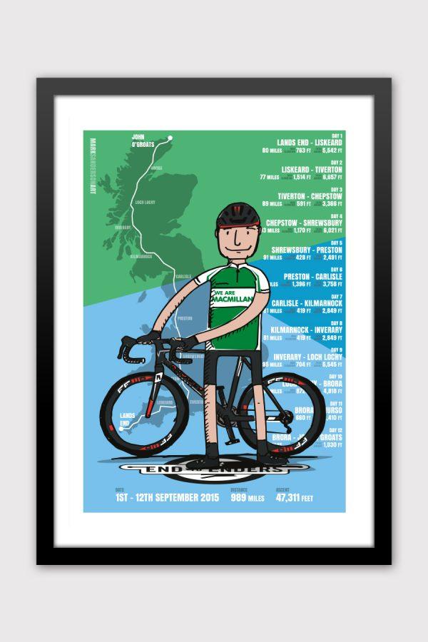 Cycling LEJOG